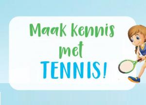Maak kennis met tennis jeugd