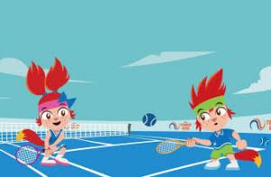 Jeugd mag weer tennissen