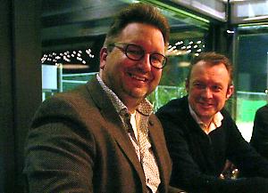 Erwin Geijtenbeek en Eldert de Weijer