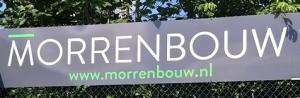 Strak logo voor Morrenbouw.nl